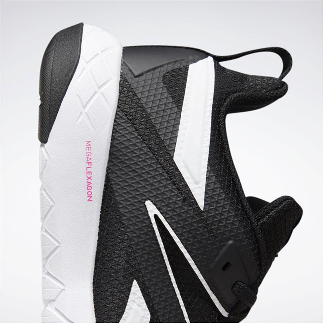 "Reebok ανδρικά αθλητικά παπούτσια ""Mega Flexagon"" Μαύρο 3"