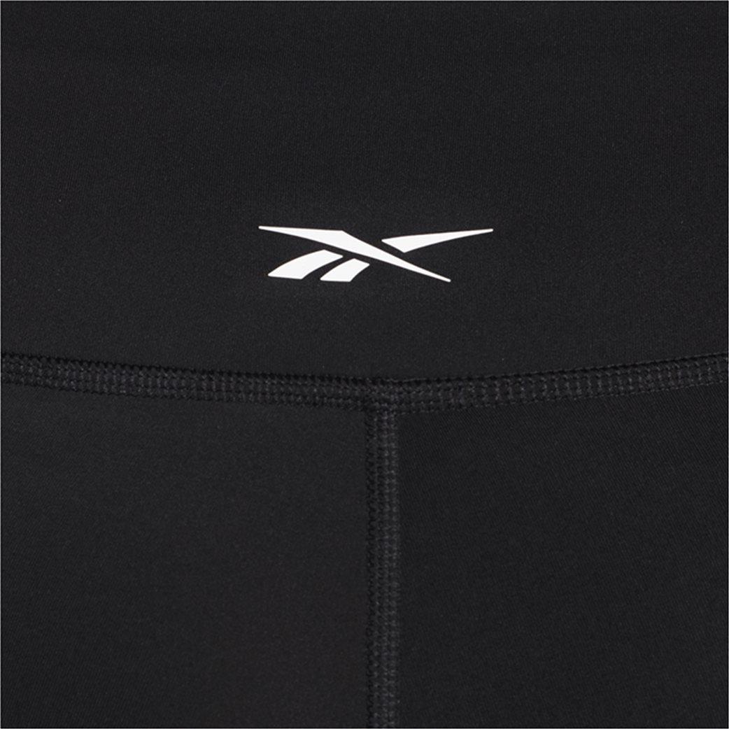 Reebok γυναικείο αθλητικό κολάν με logo print στο πλάι 4