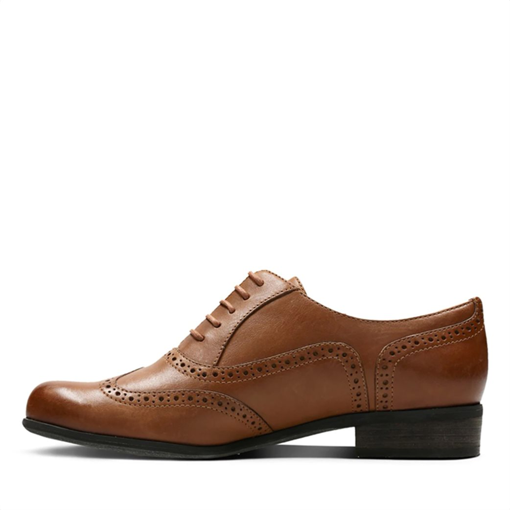 "Clarks γυναικεία παπούτσια λουστρίνι Oxford ""Hamble Oak"" 3"