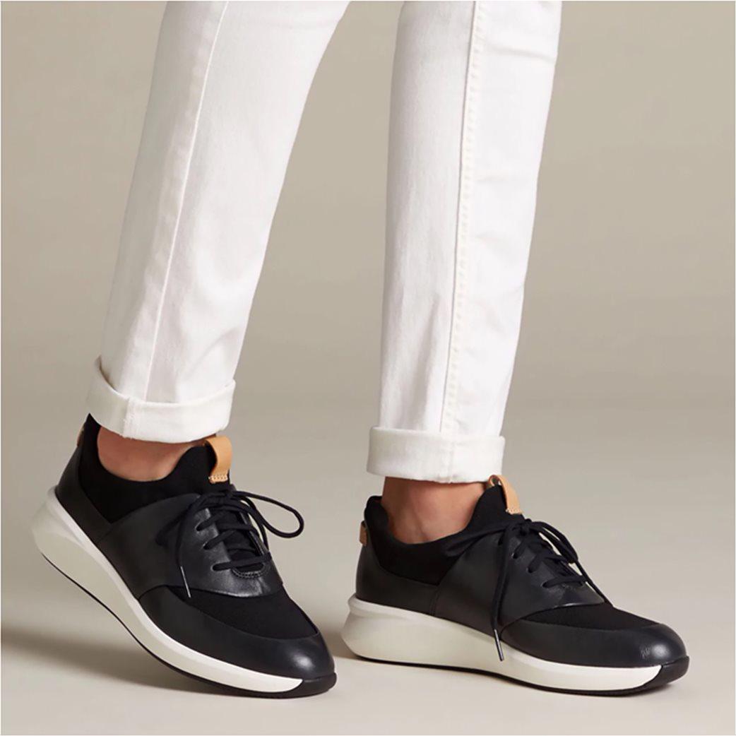 """Clarks γυναικεία casual παπούτσια """"Un Rio Lace"""" 3"""