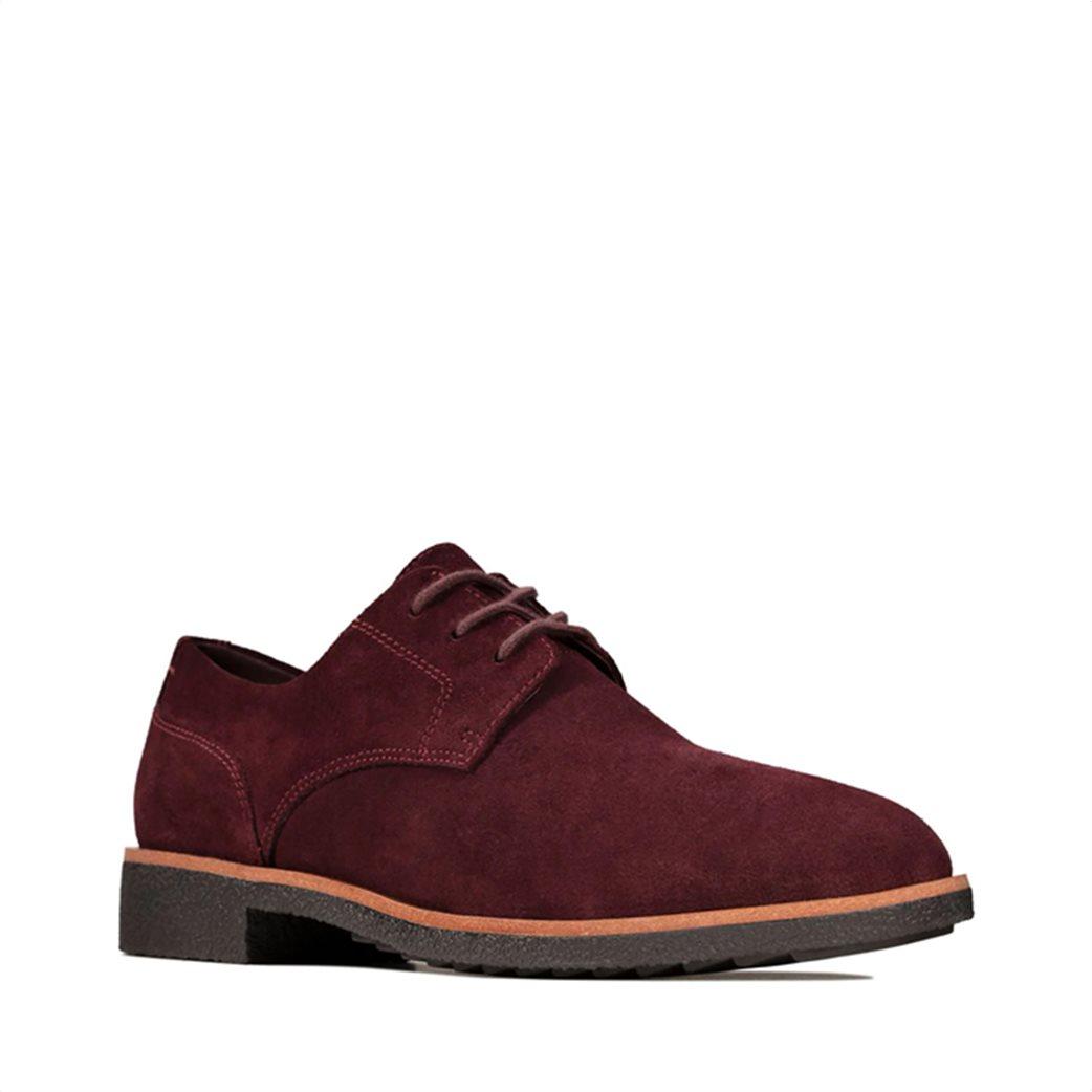 "Clarks γυναικεία παπούτσια suede Oxford ""Griffin Lane"" 2"