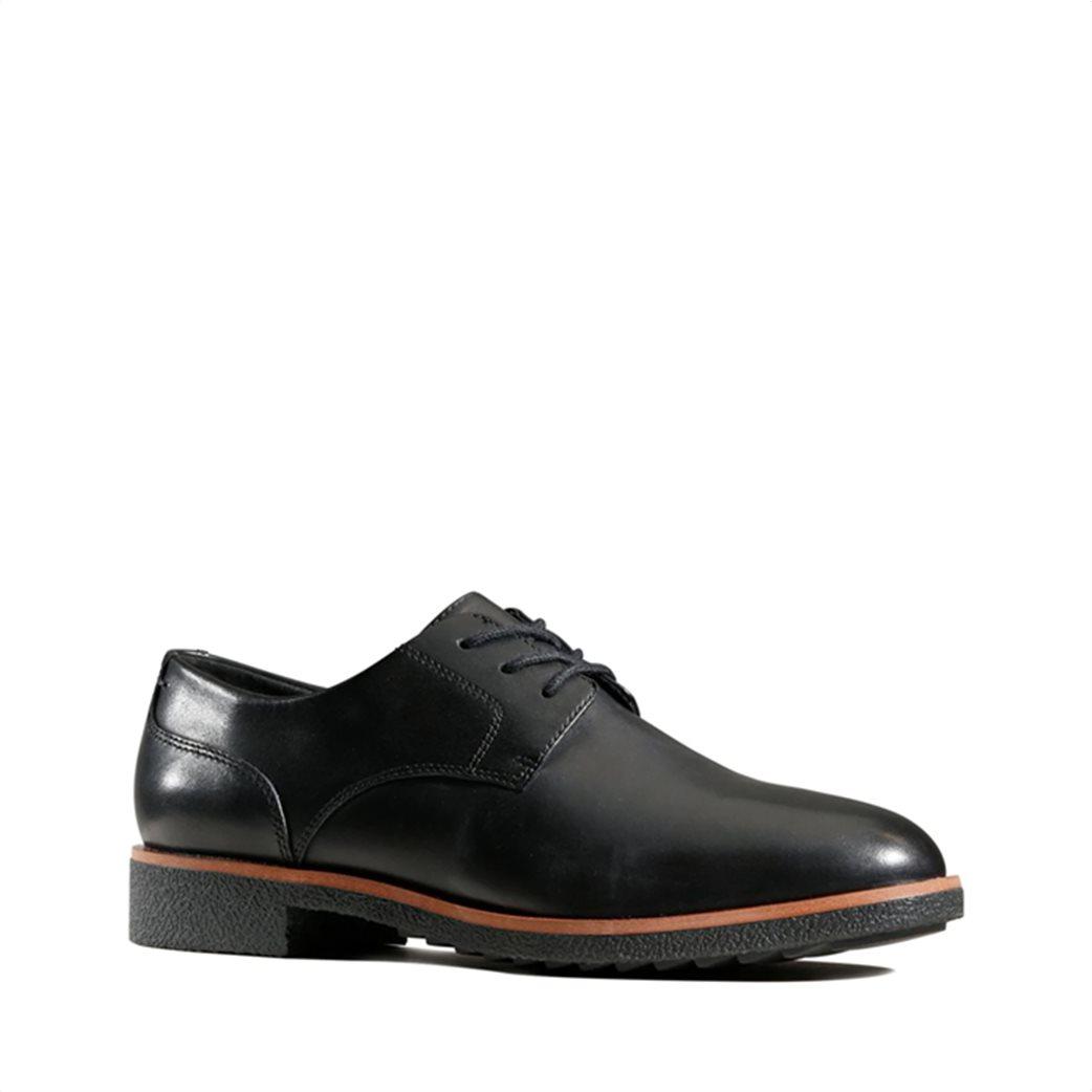 "Clarks γυναικεία δερμάτινα παπούτσια Oxford ""Griffin Lane"" 1"
