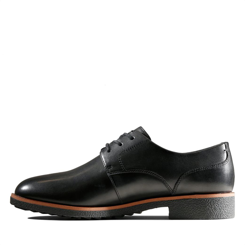 "Clarks γυναικεία δερμάτινα παπούτσια Oxford ""Griffin Lane"" 2"
