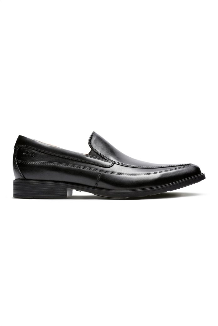 """Clarks ανδρικά δερμάτινα loafers """"Tilden Free"""" 0"""