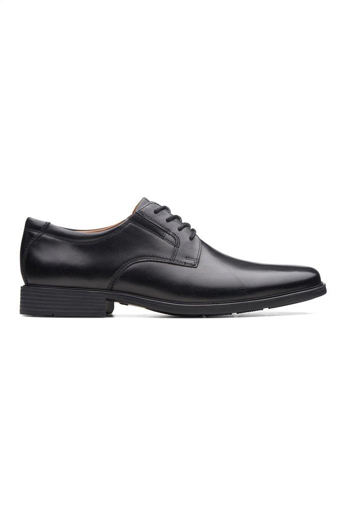 "Clarks ανδρικά δερμάτινα παπούτσια oxford ""Tilden Plain"" 0"