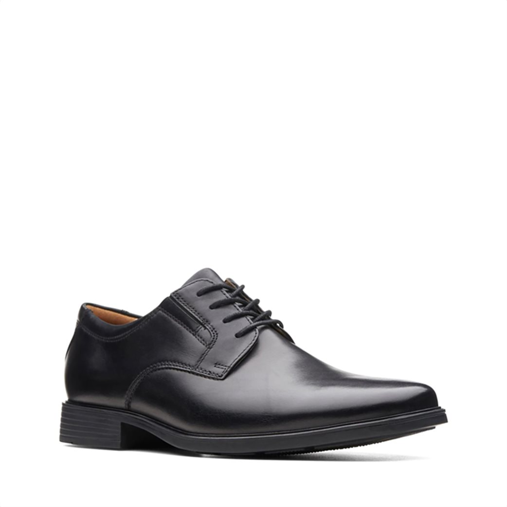 "Clarks ανδρικά δερμάτινα παπούτσια oxford ""Tilden Plain"" 2"