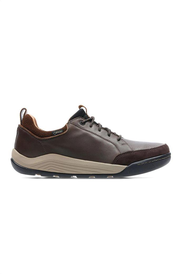 "Clarks ανδρικά casual παπούτσια με κορδόνια ""Ashcombe Bay GORE-TEX"" 0"