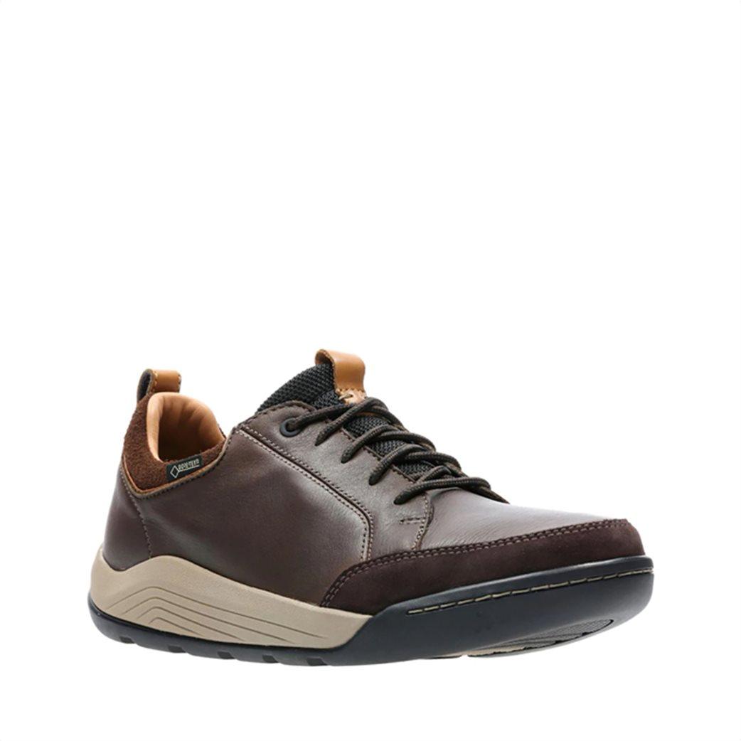 "Clarks ανδρικά casual παπούτσια με κορδόνια ""Ashcombe Bay GORE-TEX"" 2"