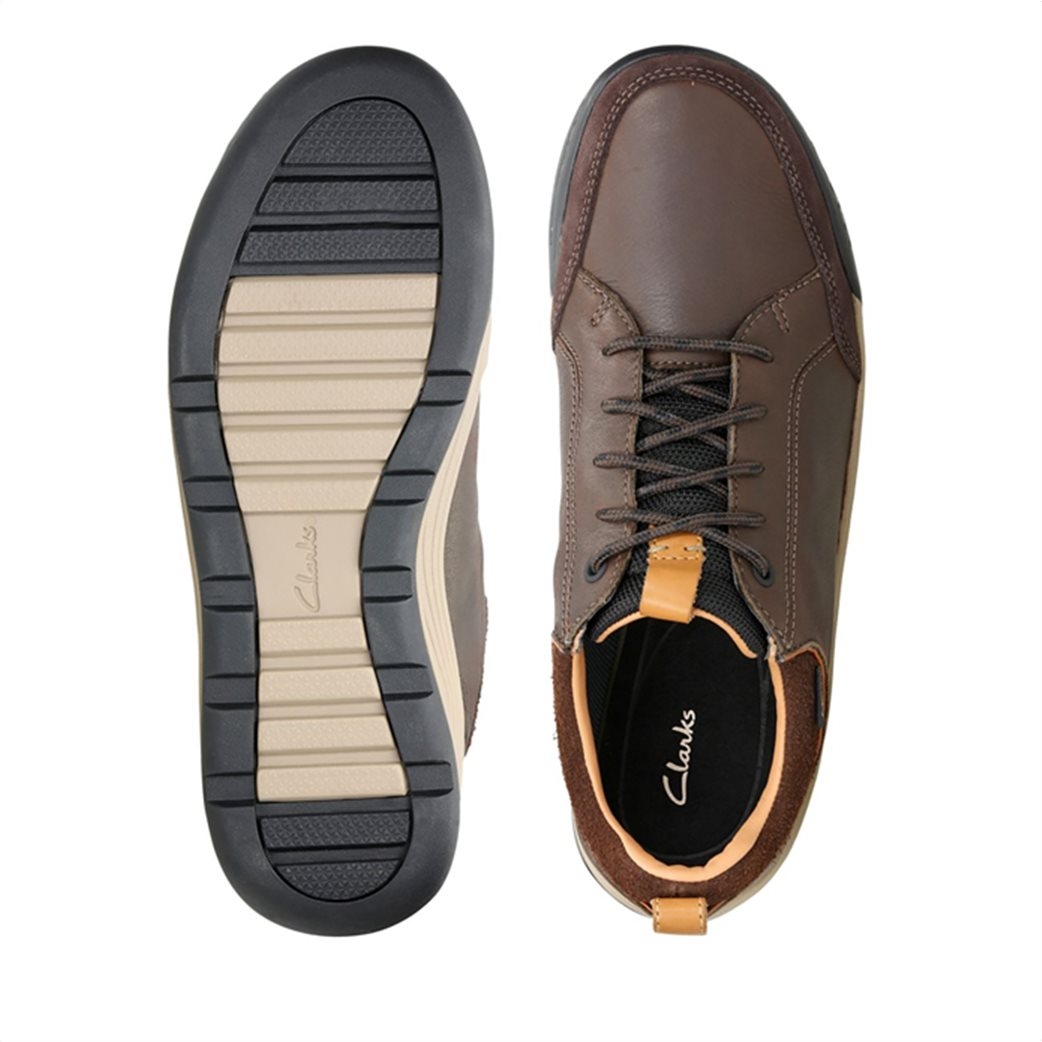 "Clarks ανδρικά casual παπούτσια με κορδόνια ""Ashcombe Bay GORE-TEX"" 4"