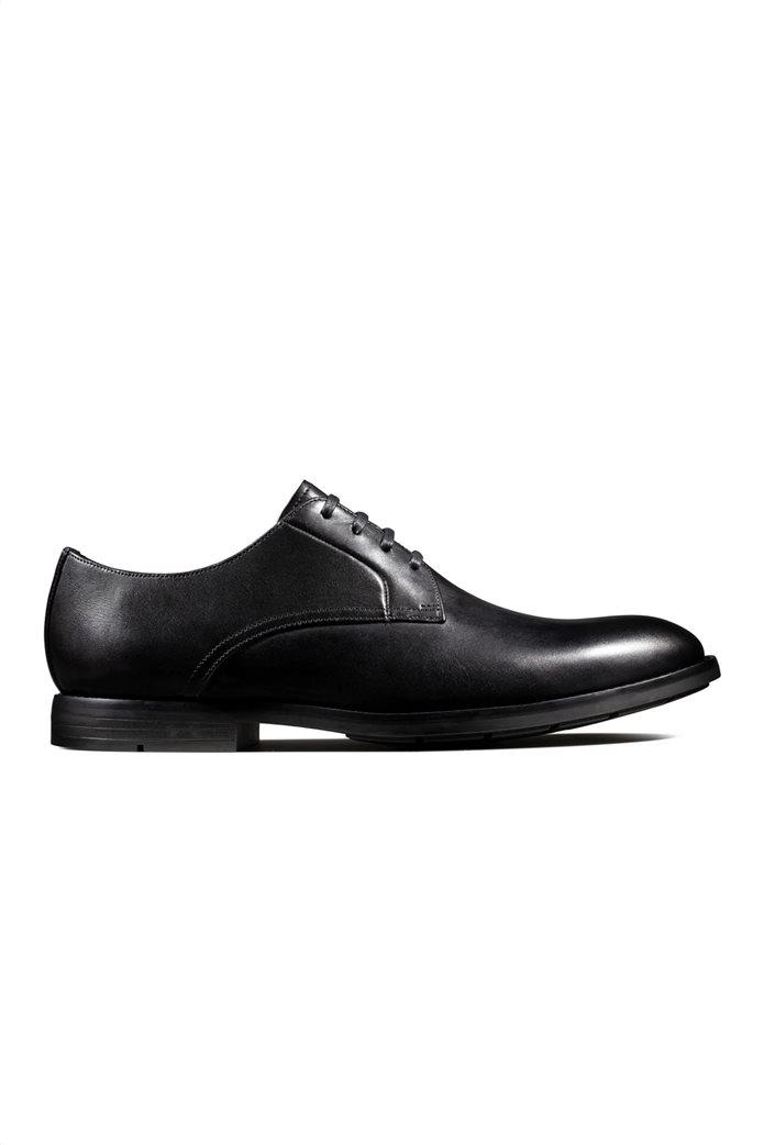 "Clarks ανδρικά δερμάτινα παπούτσια oxford ""Ronnie Walk"" 0"