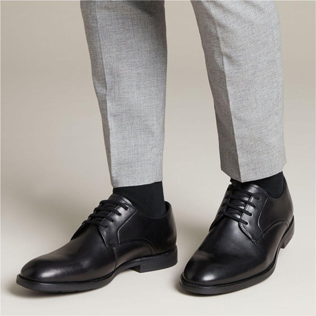 "Clarks ανδρικά δερμάτινα παπούτσια oxford ""Ronnie Walk"" 1"