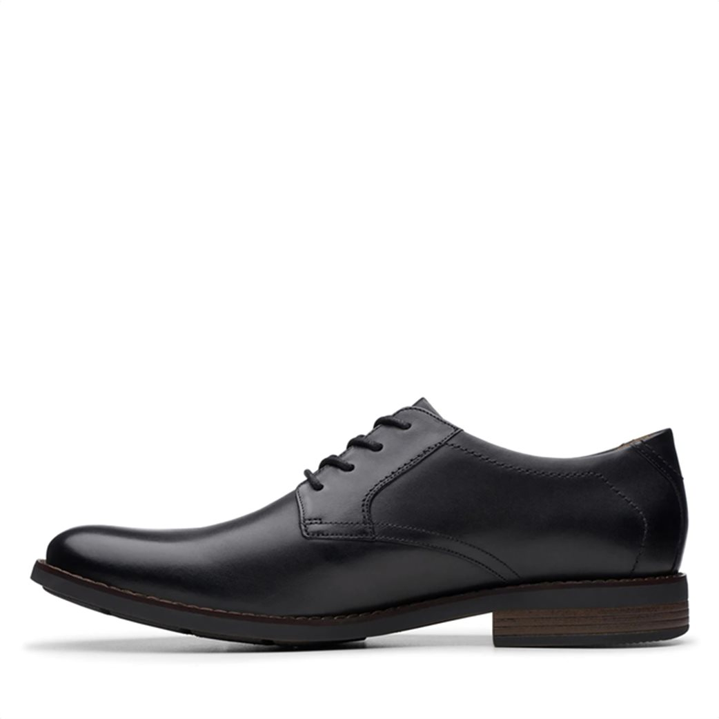"Clarks ανδρικά δερμάτινα παπούτσια oxford ""Becken Lace"" 3"