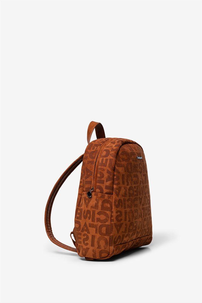 "Desigual γυναικείο backpack ""Logomania"" 1"