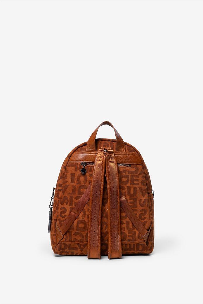 "Desigual γυναικείο backpack ""Logomania"" 2"