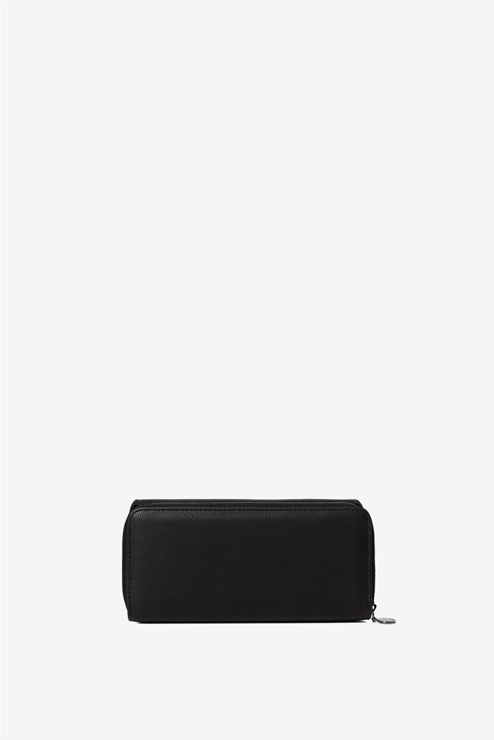 "Desigual γυναικείο πορτοφόλι με κεντήματα ""Beating heart Maria"" 3"