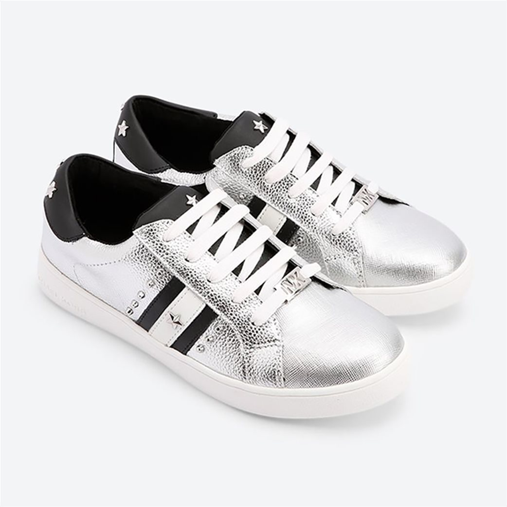 Michael Kors παιδικά sneakers με αστέρια Zia Ivy Starry 1