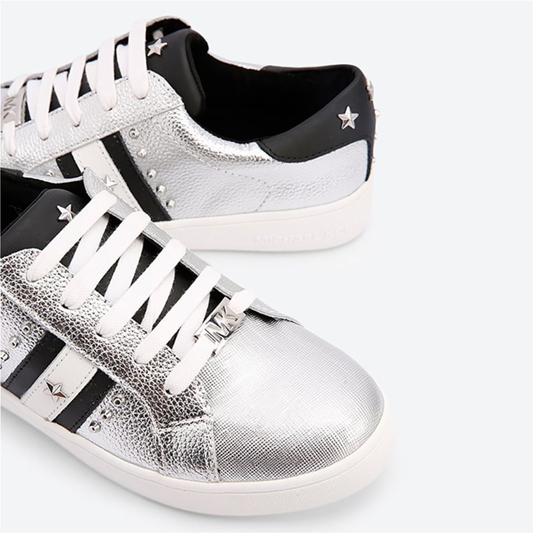 Michael Kors παιδικά sneakers με αστέρια Zia Ivy Starry 3
