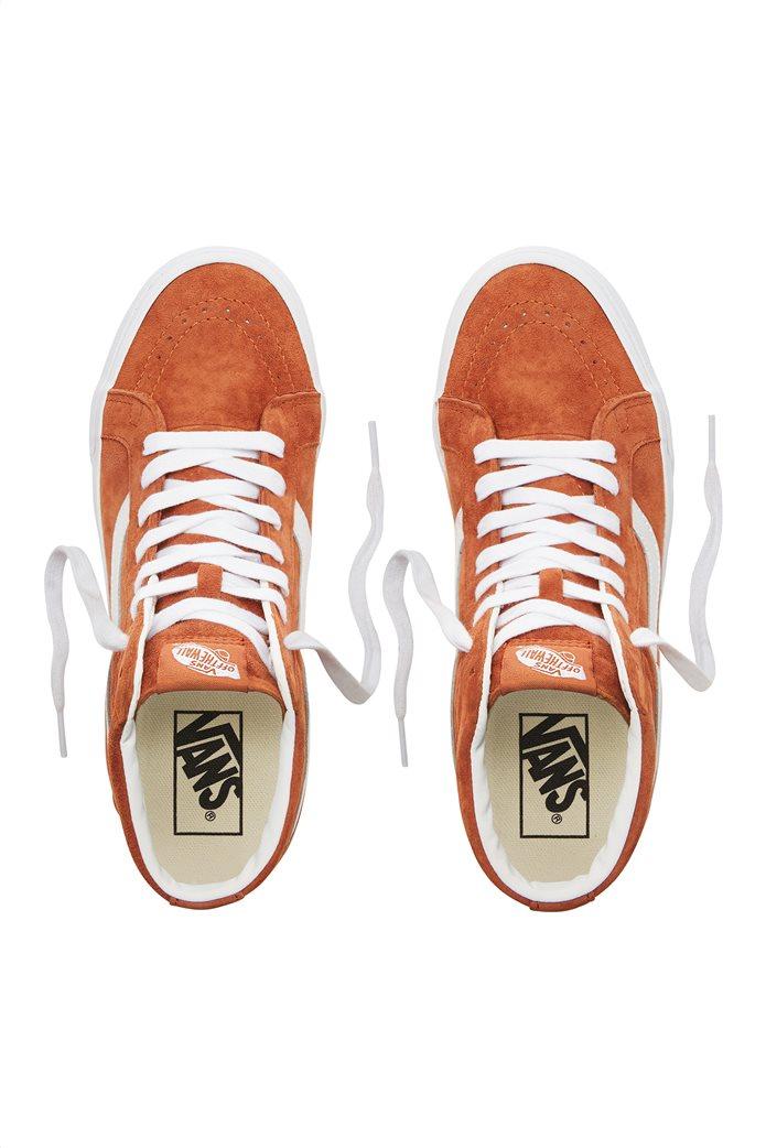 Vans unisex μποτάκια sneakers SK8-HI Reissue suede 1