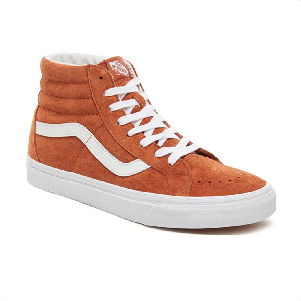 Vans unisex μποτάκια sneakers SK8-HI Reissue suede 3