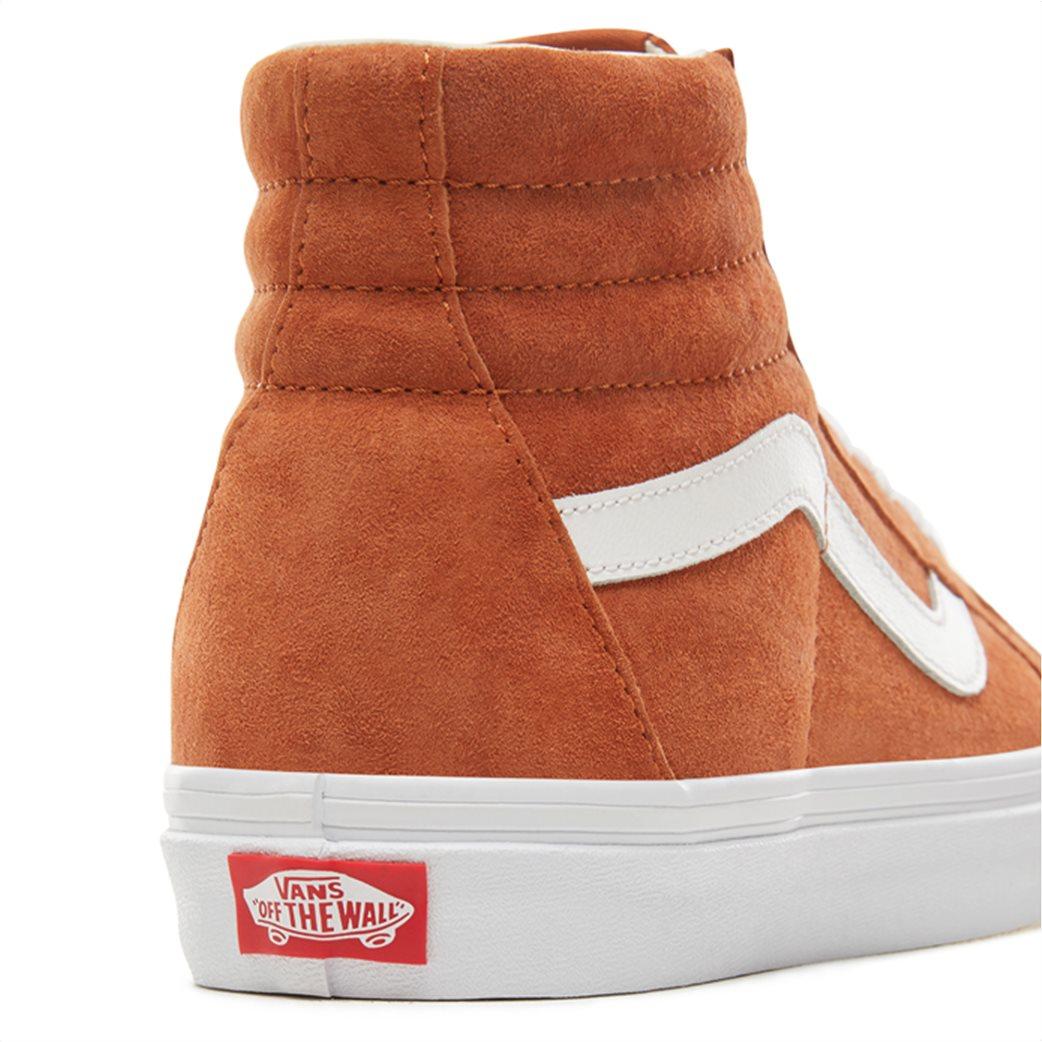 Vans unisex μποτάκια sneakers SK8-HI Reissue suede 5
