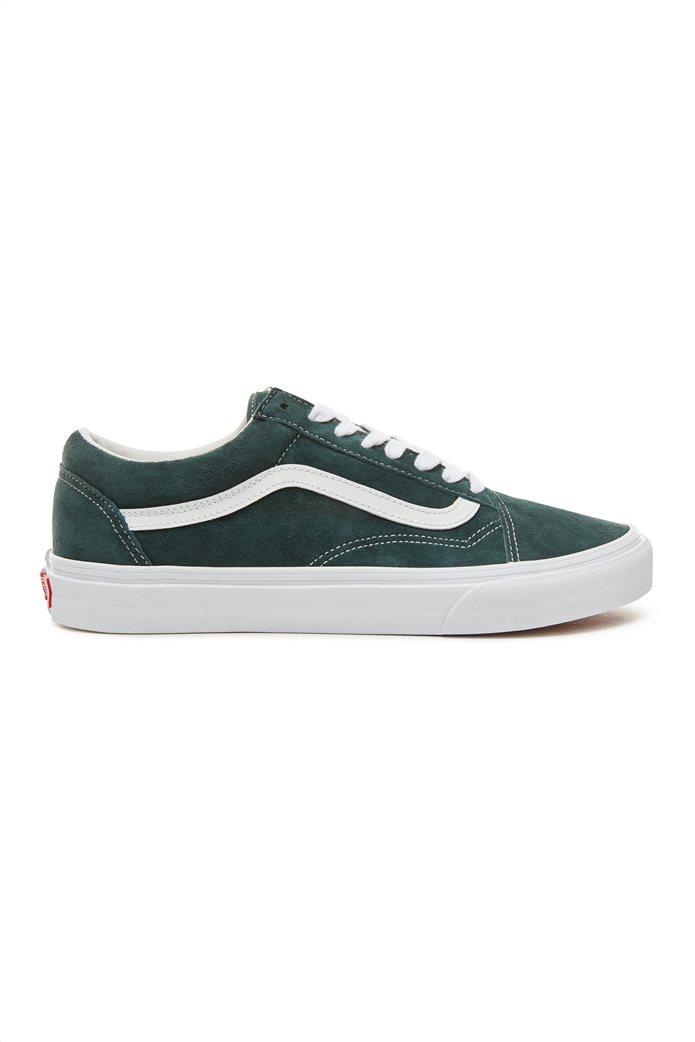 Vans unisex sneakers Suede Old Skool με λευκή ρίγα 0