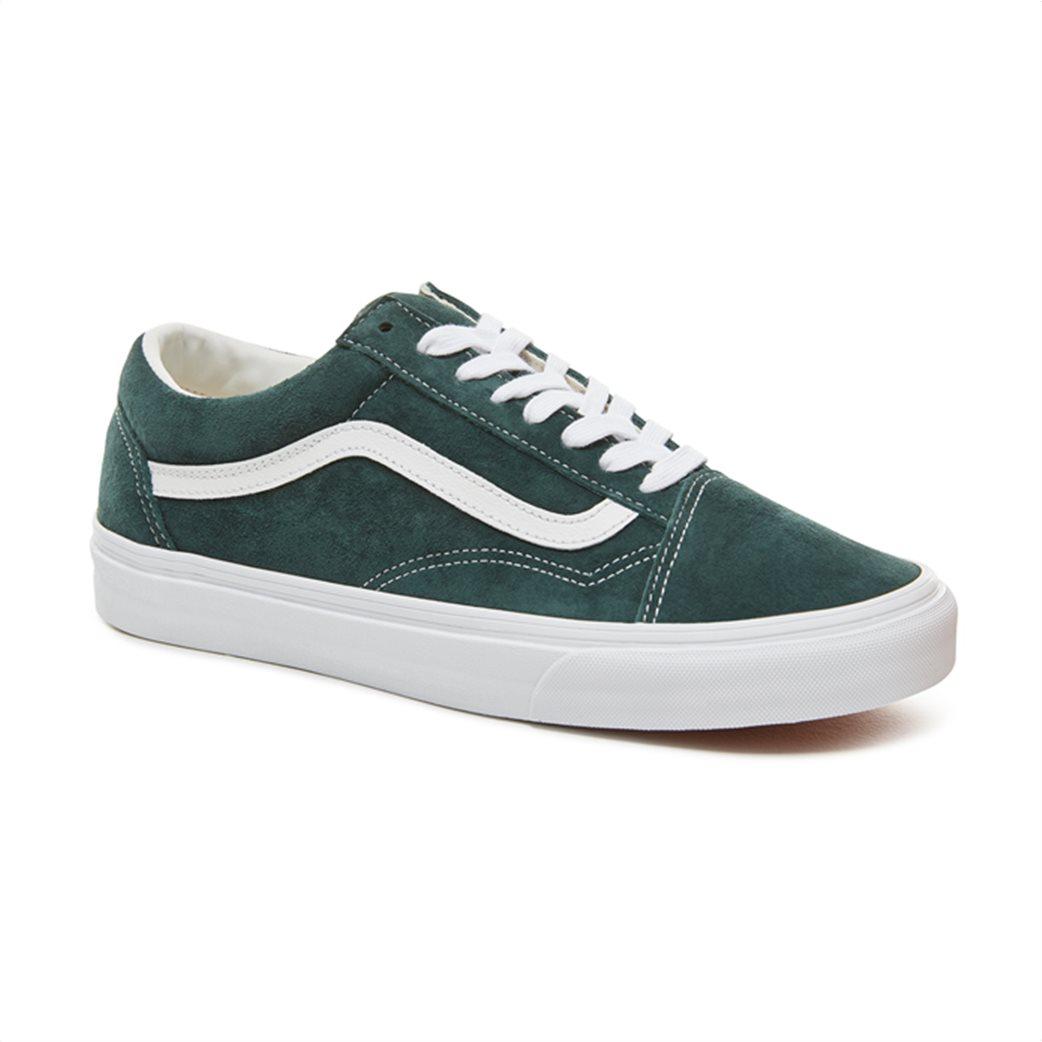 Vans unisex sneakers Suede Old Skool με λευκή ρίγα 3