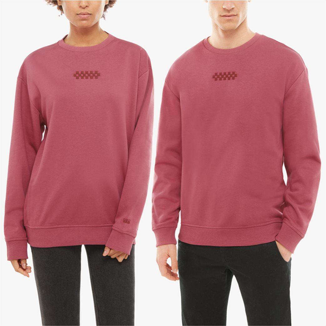 Vans γυναικεία μακρυμάνικη μπλούζα Color Theory Crew 1