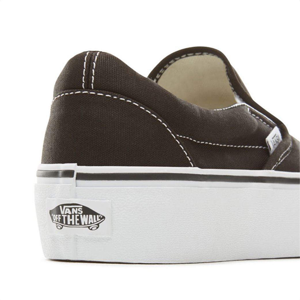 Vans unisex sneakers Classic Slip-On Platform 5