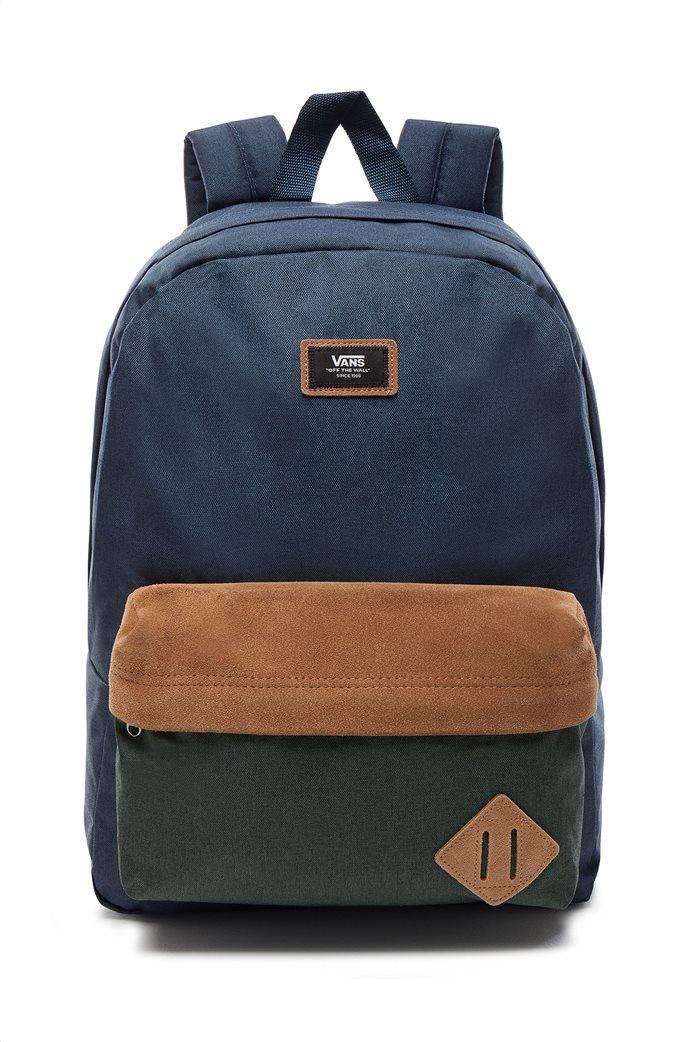Vans ανδρικό backpack Old Skool II με colorblock 0