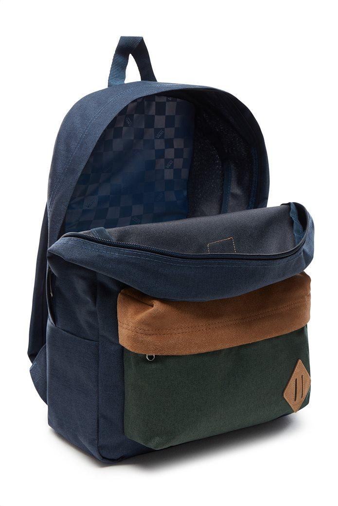 Vans ανδρικό backpack Old Skool II με colorblock 3