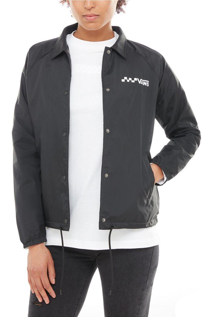 Vans γυναικείο jacket με γιακά Thanks Coach 0