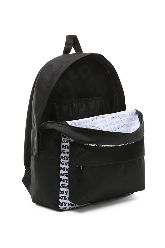 7599651096c Vans σακίδιο πλάτης με logo print I Love My Vans Realm Backpack 2