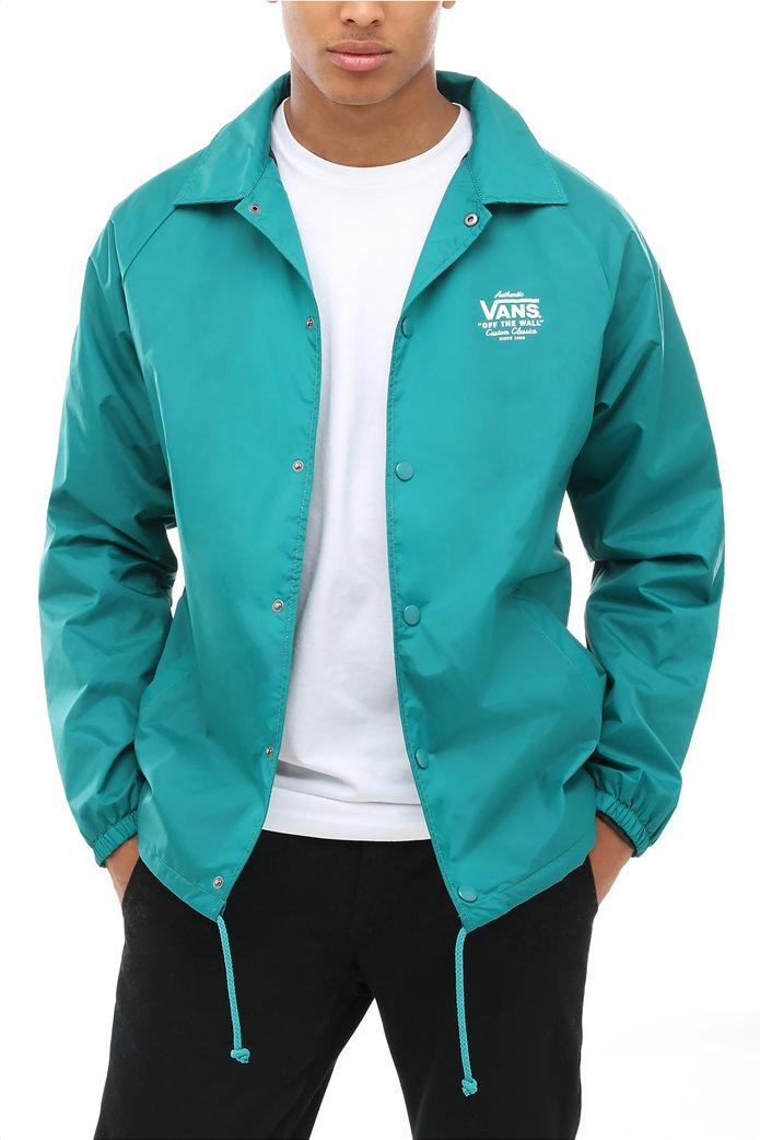 defda2f1462 VANS | Vans ανδρικό μπουφάν Torrey Coaches Jacket Τυρκουάζ | notos