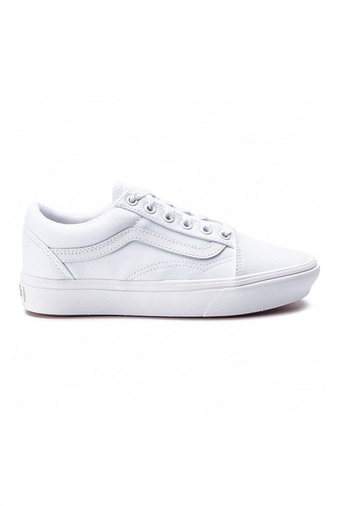 """Vans unisex sneakers suede """"Comfycush Old Skool"""" Λευκό 0"""