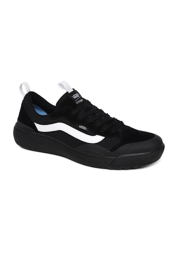 "Vans unisex sneakers suede ""Ultrarange Exo SE"" Μαύρο 1"