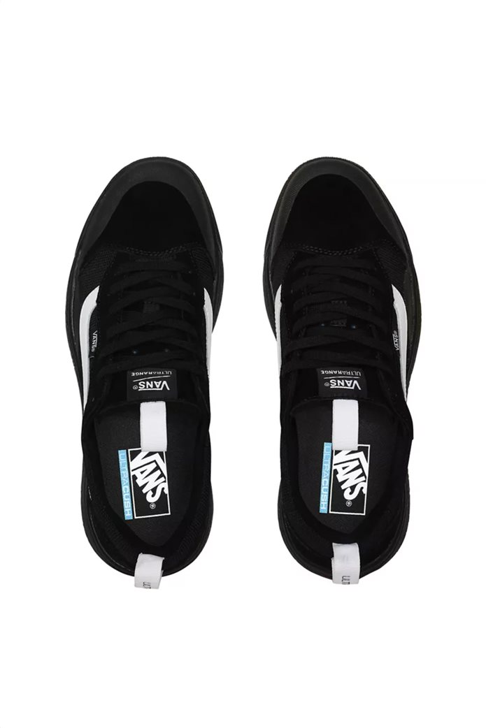 "Vans unisex sneakers suede ""Ultrarange Exo SE"" Μαύρο 2"