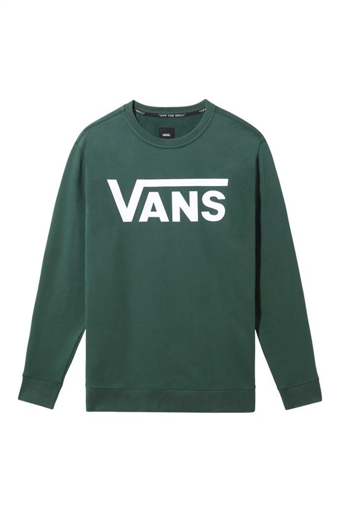 "Vans ανδρικό φούτερ με logo print ""Classic Crew"" 2"