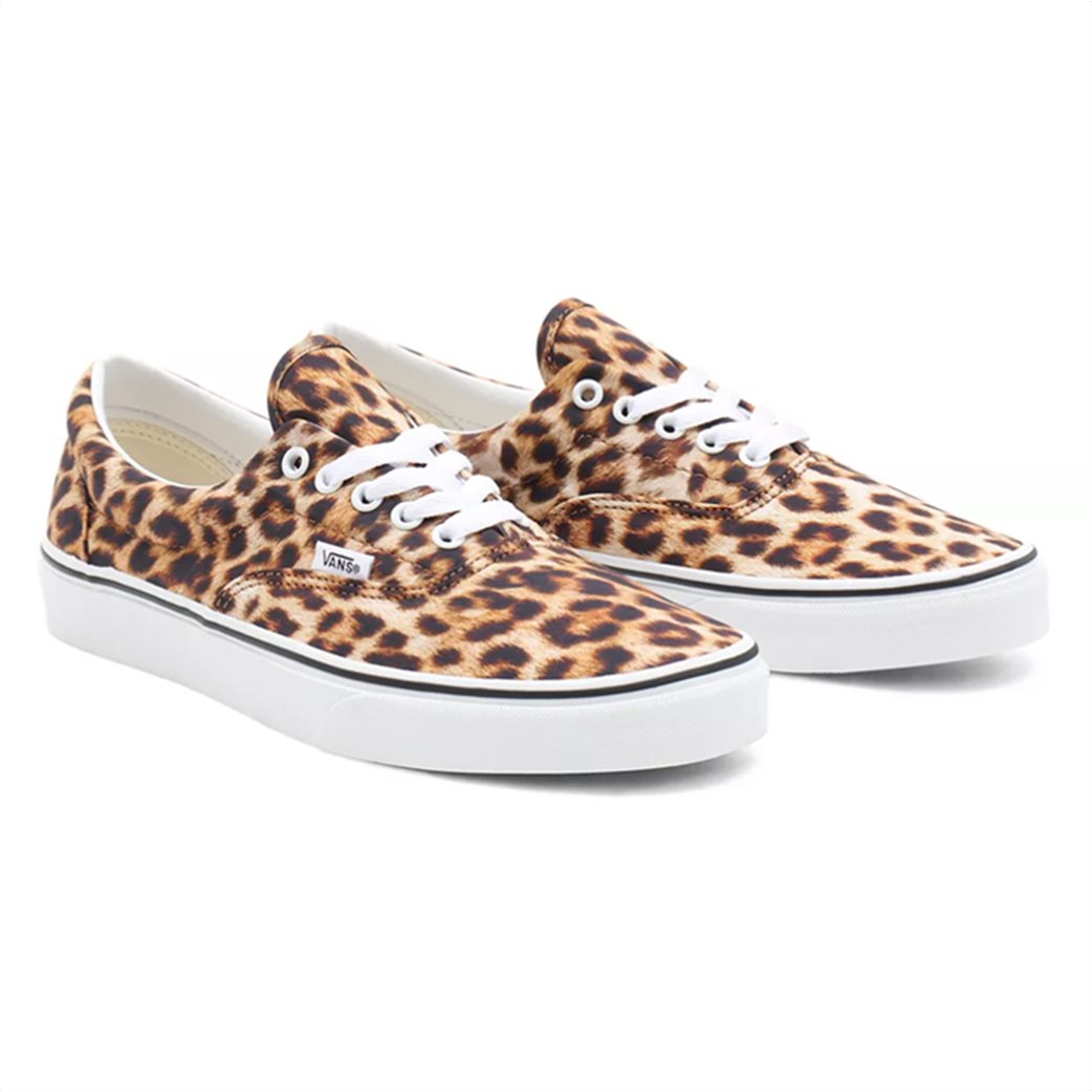 Vans unisex sneakers με animal print ''Leopard Era'' 1