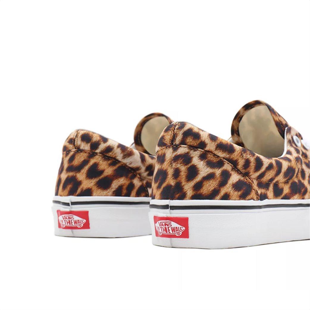 Vans unisex sneakers με animal print ''Leopard Era'' 3