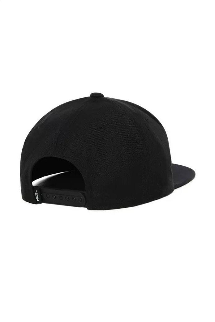 "Vans ανδρικό καπέλο με κεντημένο logo ""Authentic Snapback"" 1"