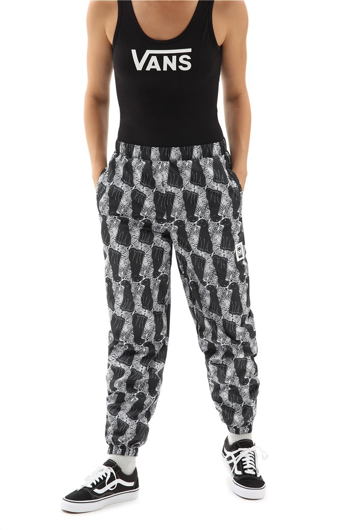 "Vans unisex παντελόνι με leopard print ""X Opening Ceremony"" 1"