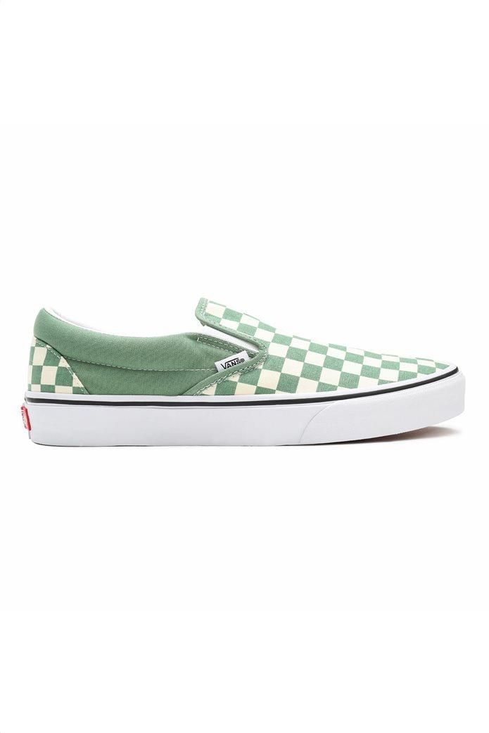 Vans unisex υφασμάτινα παπούτσια ''Classic Slip-On'' 0