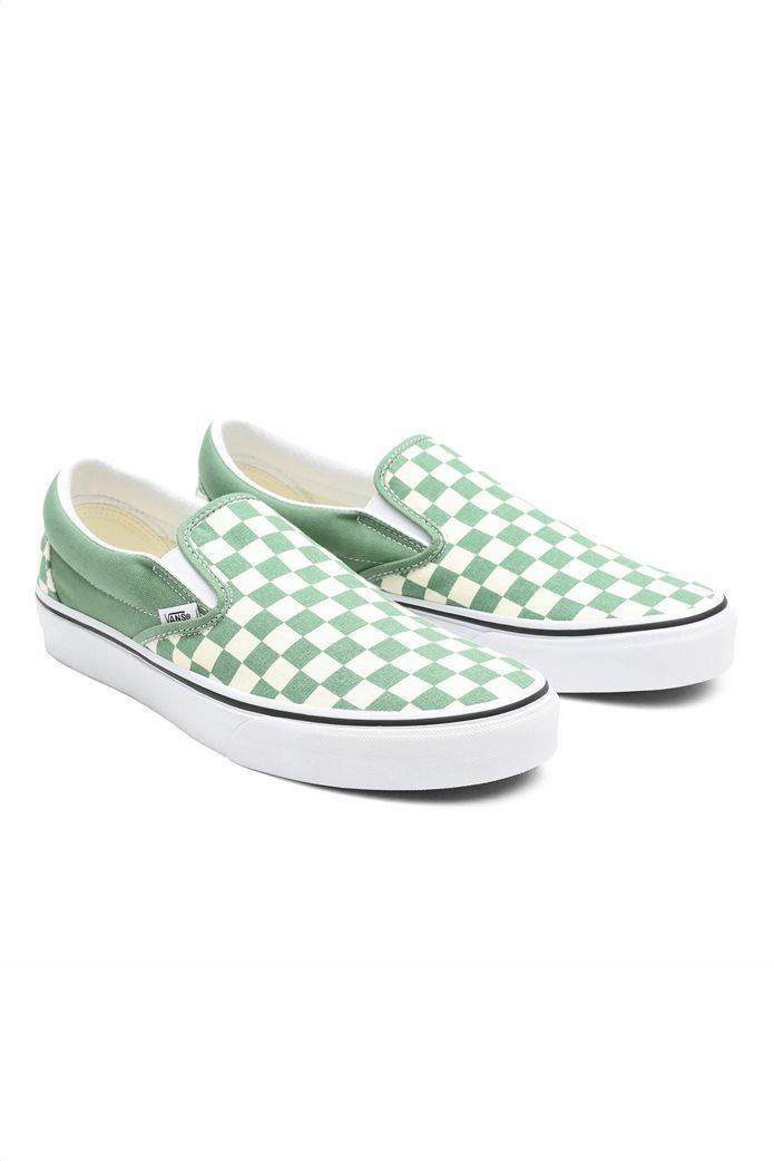 Vans unisex υφασμάτινα παπούτσια ''Classic Slip-On'' 1
