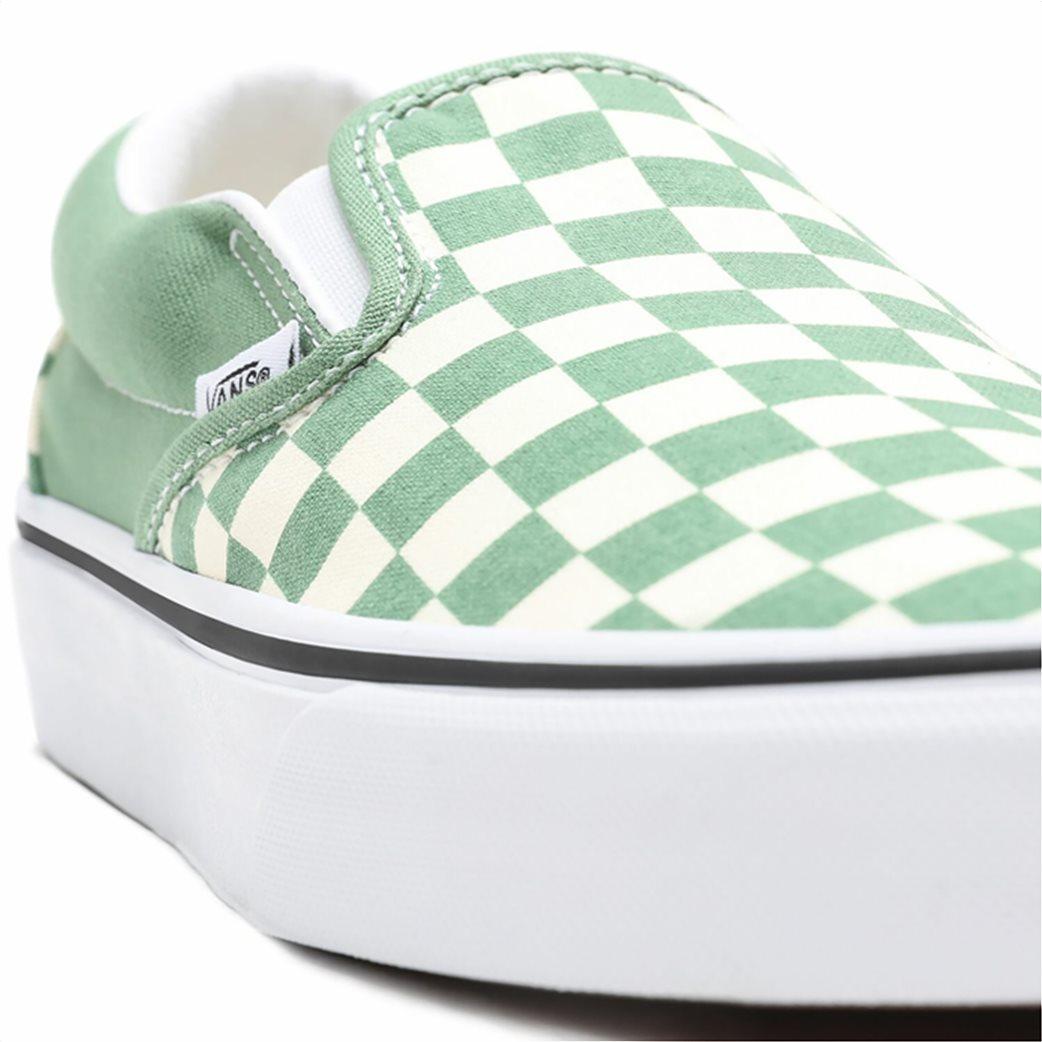 Vans unisex υφασμάτινα παπούτσια ''Classic Slip-On'' 4