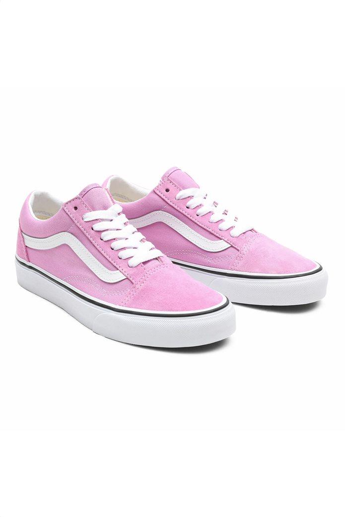 Vans γυναικεία sneakers ''Old Skool'' Λιλά 1