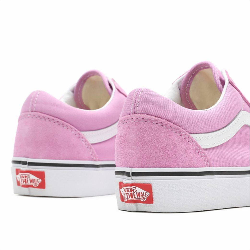 Vans γυναικεία sneakers ''Old Skool'' Λιλά 3