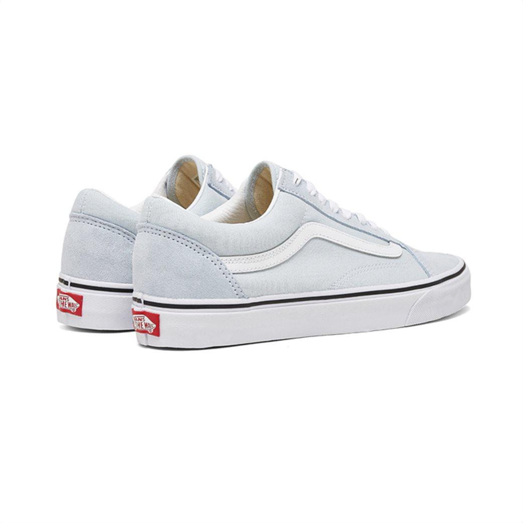 Vans unisex sneakers ''Old Skool'' Ανοιχτό Γαλάζιο 2