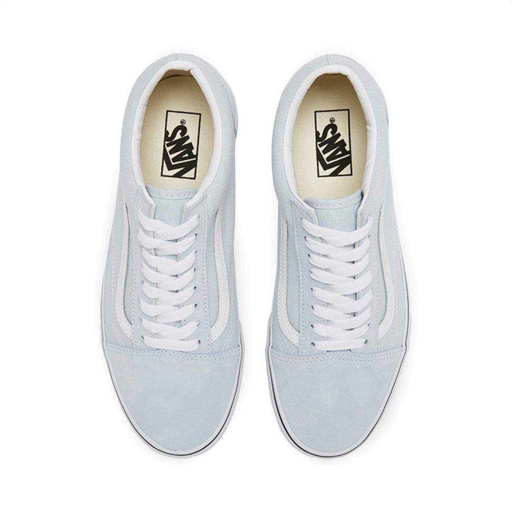Vans unisex sneakers ''Old Skool'' Ανοιχτό Γαλάζιο 3