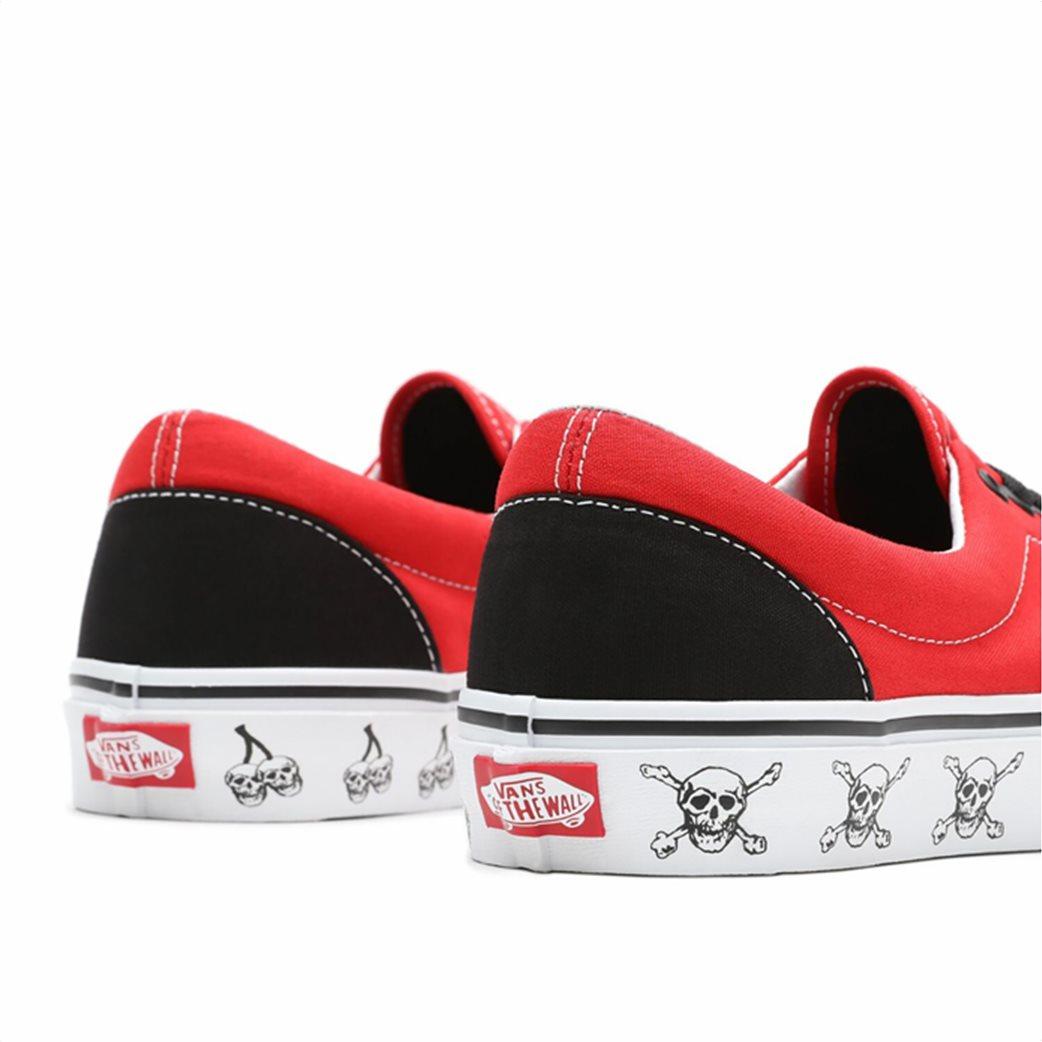 Vans ανδρικά sneakers ''New Varsity Εra'' Κόκκινο 3