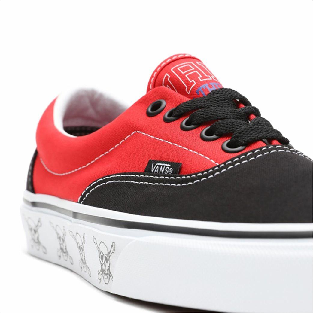 Vans ανδρικά sneakers ''New Varsity Εra'' Κόκκινο 4